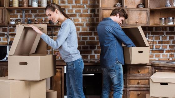 Tips sobre cómo hacer una mudanza organizada