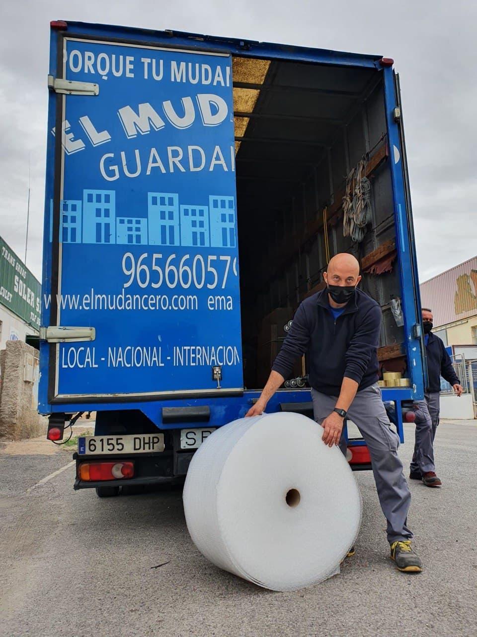 Mudanzas en Alicante el mudancero